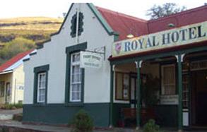 Pilgrim's Rest Royal Hotel