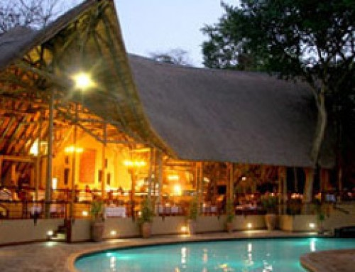 Chobe Safari Lodge – US$ 165.00 pp