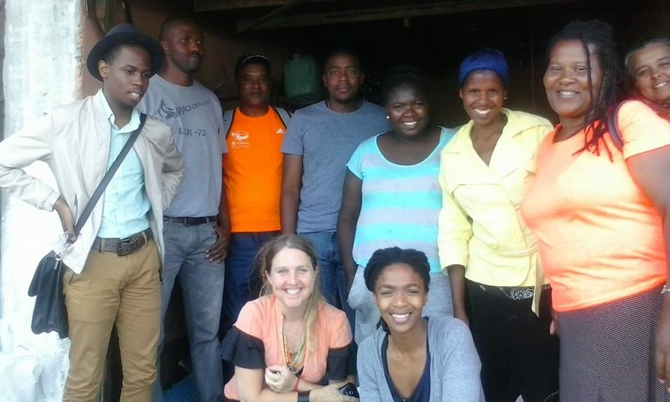 Ubuntu project - some of the team